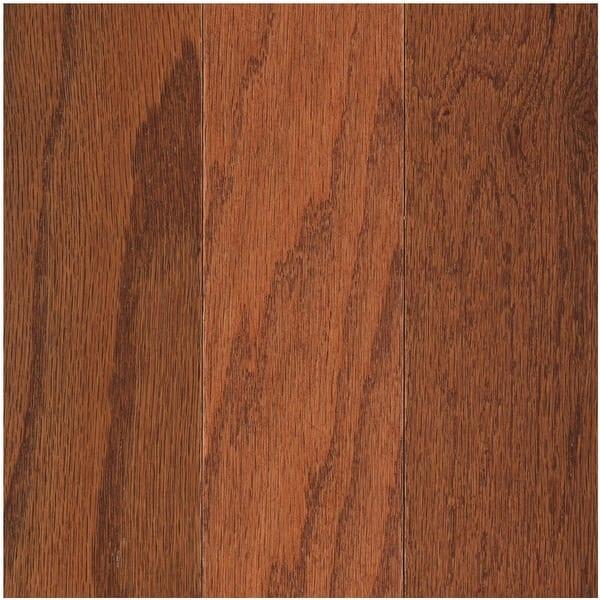 Shop Mohawk Industries Bce84 Oak 3 Wide Engineered Hardwood