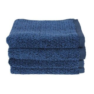 Everplush Diamond Jacquard Hand Towel 4 Pack