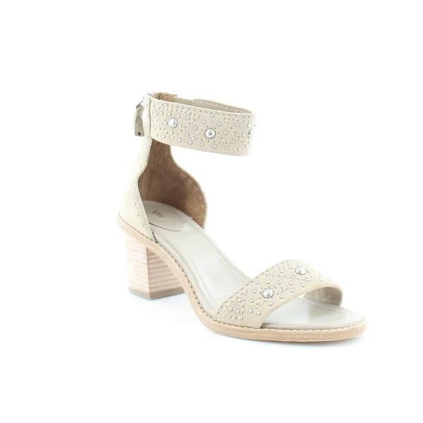 Frye Brielle Women's Sandals & Flip Flops Taupe