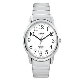 Timex T2H451E4 Watch Mens Silver Expandable|https://ak1.ostkcdn.com/images/products/is/images/direct/2e064f5b60d1412cb68d865c091f76ce5d85c025/Timex-T2H451E4-Watch-Mens-Silver-Expandable.jpg?impolicy=medium
