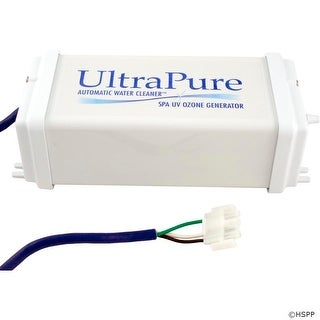 Ozonator, Ultra-Pure UPS350, 230v, 4-Pin AMP Cord