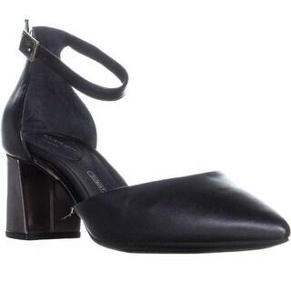 Rockport Total Motion Salima Pointed Toe Heels, Black
