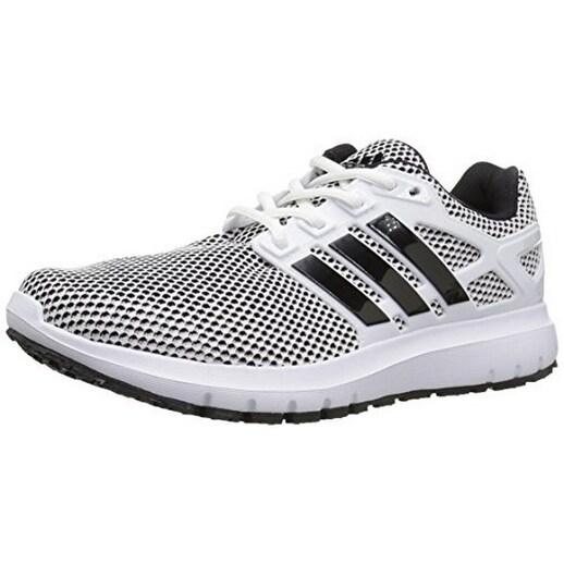 Adidas Mens Energy Cloud M, White/Black/Black