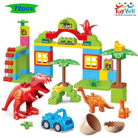 Jurassic Era Block Set