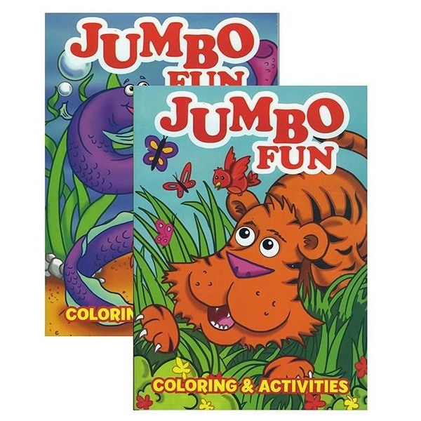 jumbo fun coloring activity books coloring pages.html