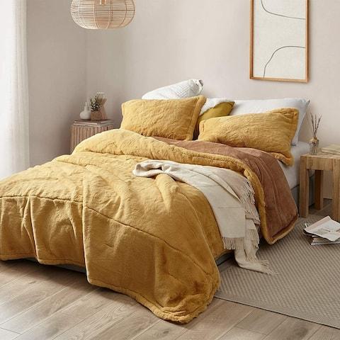 Chunky Bunny - Coma Inducer® Oversized Comforter - Lionhead - Sahara Sun