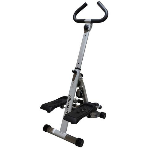 Soozier Adjustable Stepper Aerobic Ab Exercise Machine