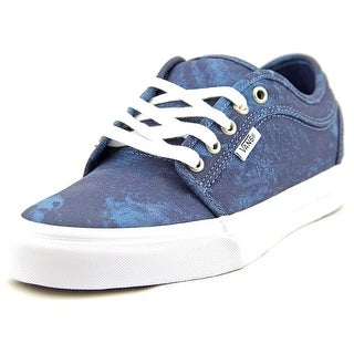 Vans Chukka Low Round Toe Canvas Skate Shoe