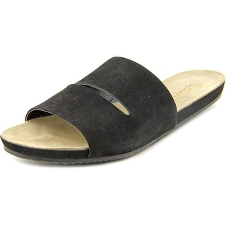 Splendid Telluride Open Toe Leather Slides Sandal