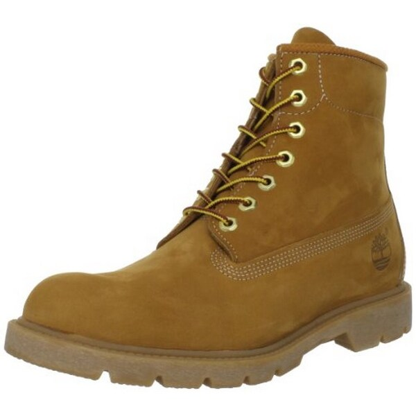 4e47420fe48 Timberland Men's 6 Inch Basic Boot,Wheat,8.5 M Us - 8.5