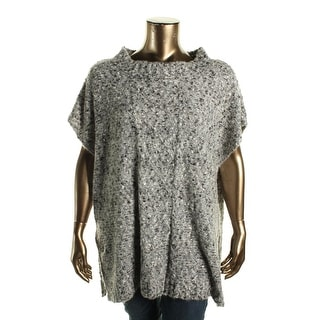 Junarose Womens Plus Oversized Short Sleeves Pullover Sweater - 2X