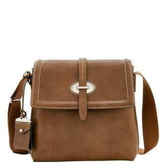 Dooney & Bourke Florentine Toscana Small Messenger Bag (Introduced by Dooney & Bourke at $398 in Sep 2016)