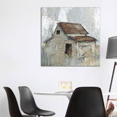 "iCanvas ""Barn At Midday"" by Carol Robinson Canvas Print"