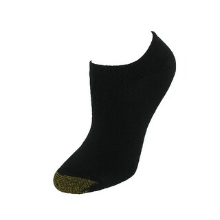 Gold Toe Women's Cotton No Show Liner Socks (Pack of 6)