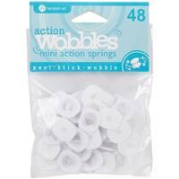 Action Mini Wobble Spring 48/Pkg-
