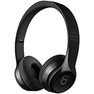 Beats by Dr. Dre Solo3 Wireless On-Ear Headphones - Gloss Black - (Refurbished)