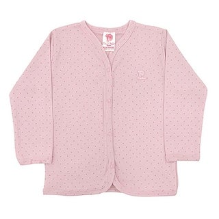 Baby Cardigan Unisex Infants Polka Dot Sweater Pulla Bulla Sizes 0-18 Months