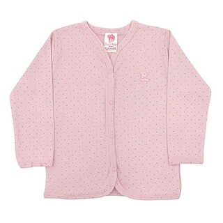 Baby Cardigan Unisex Infants Polka Dot Sweater Pulla Bulla Sizes 0-18 Months (5 options available)