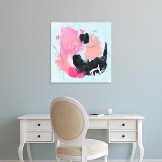 Easy Art Prints Jennifer Paxton Parker's 'Sugar Rush II' Premium Canvas Art