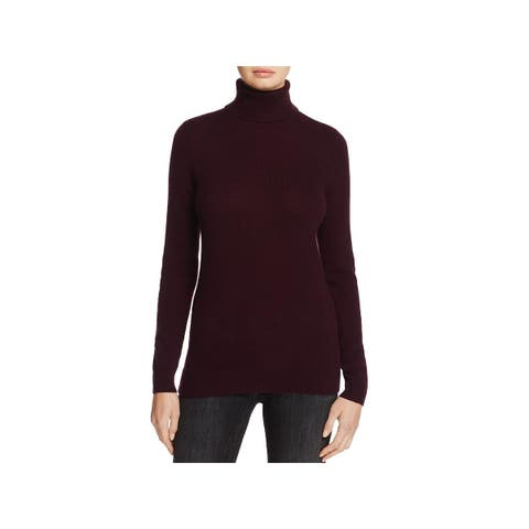 Private Label Womens Turtleneck Sweater Cashmere Long Sleeves