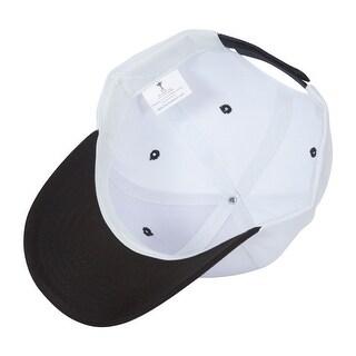 TopHeadwear Blank Baseball Hat Adjustable Hook and Loop Closure