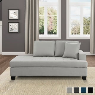 Link to Hayes Chaise Lounge Similar Items in Living Room Chairs