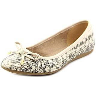 Style & Co. Women's Addia Round Toe Synthetic Flats