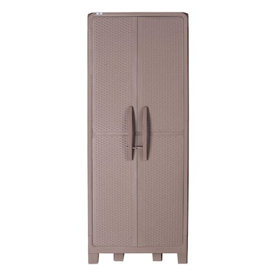 MQ Eclypse 5-Shelf Plastic Storage Cabinet