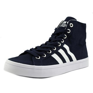 Adidas Court Vantage Mid Men  Round Toe Synthetic Blue Sneakers