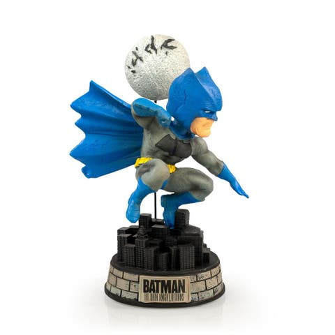 "EXCLUSIVE Batman Bobblehead Features Batman's Superhero Pose 8"" Resin Design - Multi"