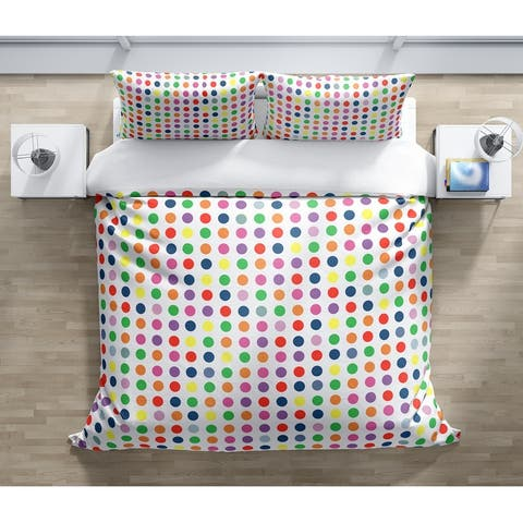TWISTA PRIMARY Duvet Cover By Kavka Designs