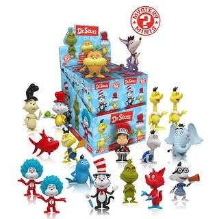 "FunKo Dr. Seuss 2.5"" Mystery Mini Vinyl Figure - multi"