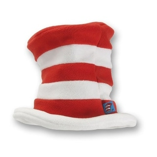 Cat in Hat Toddler Costume Plush Hat