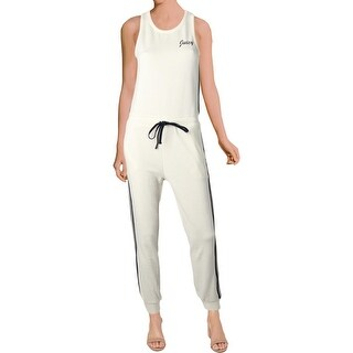 Juicy by Juicy Couture Womens Jumpsuit Sleeveless Casual