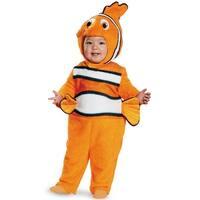 Disguise Nemo Prestige Infant Costume - Orange
