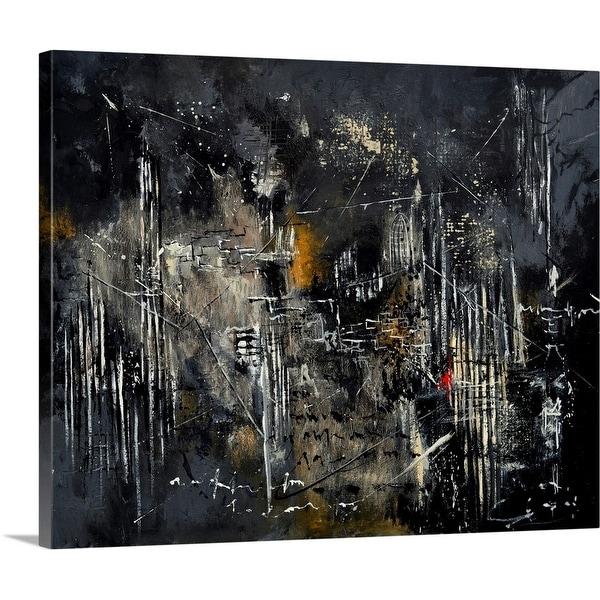 """Abstract 184150"" Canvas Wall Art"
