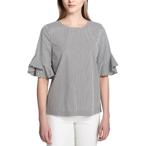 d756421a707 Calvin Klein Tops | Find Great Women's Clothing Deals Shopping at ...