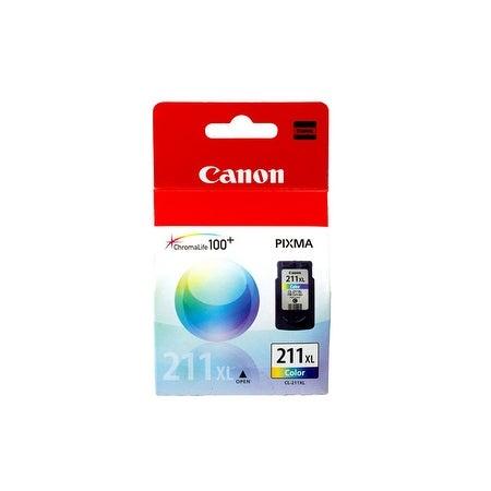 Canon CL 211XL Original Ink Cartridge - COLORS. Opens flyout.