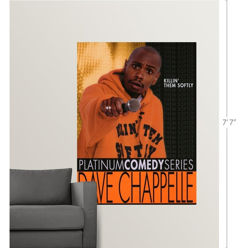 shop chappelles show poster print overstock 24136334 overstock com