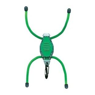 Nite Ize BGT28W-07-0117 Buglit LED Micro Flashlight, Lime/Black