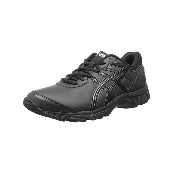 Asics Mens Gel-Quickwalk 2 Walking Shoes Faux Leather Lace-Up - 7 medium (d)