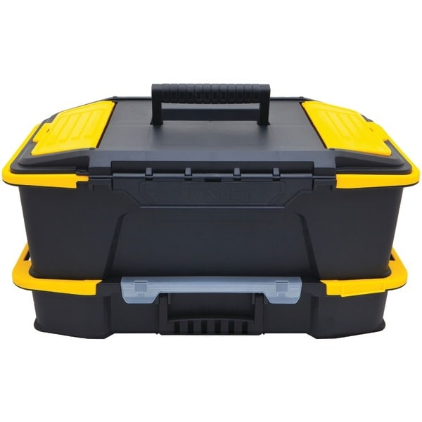 Stanley Stst19900 Click 'N' Connect(Tm) 2-In-1 Tool Box