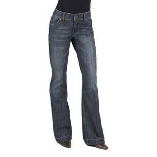 Stetson Western Denim Jeans WoMens Flared Leg Blue 11-054-0214-0800 BU|https://ak1.ostkcdn.com/images/products/is/images/direct/2e2815d98318ec325ddb6334e4336afc8cad58cd/Stetson-Western-Pants-Womens-Flared-Leg-Blue-11-054-0214-0800-BU.jpg?impolicy=medium