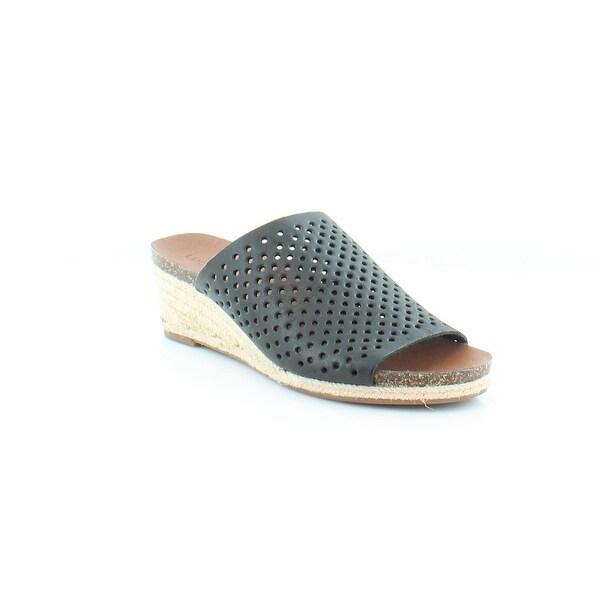 Lucky Brand Jemya Women's Sandals & Flip Flops Black