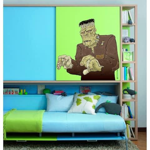 Frankenstein Decal, Frankenstein Sticker, Frankenstein Wall Decor, Frankenstein Wall Art