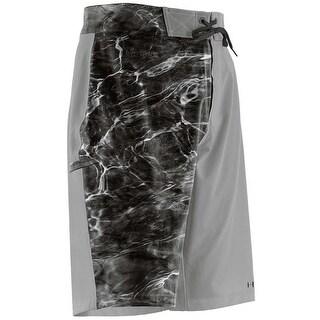 Huk Men's Elements Blacktip Size 34 Fishing Boardshorts