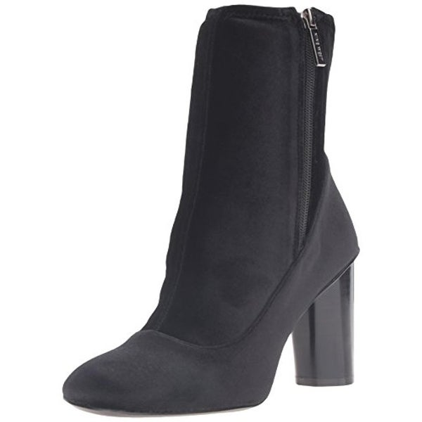 Nine West Womens Valetta Ankle Boots Heels
