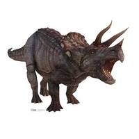 Advanced Graphics 1037 Triceratops Cardboard Standup