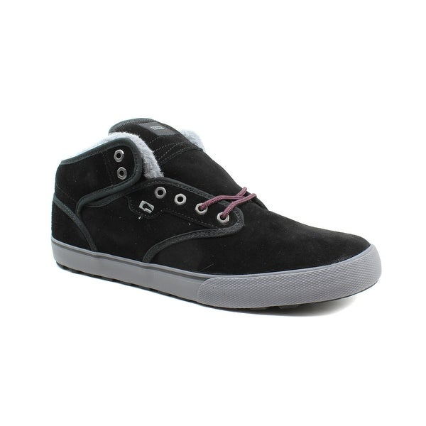 5d1fb27f6c27 Shop Globe Mens Motley Mid Black Skateboarding Shoes Size 9 - Free Shipping  On Orders Over  45 - Overstock - 27967790
