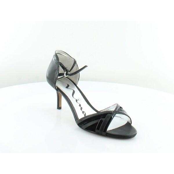 Nina Chantelle Women's Heels Black Multi - 8